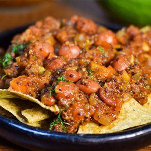 Chili-con-quinua